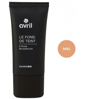 Avril Fond de teint Miel 30ml