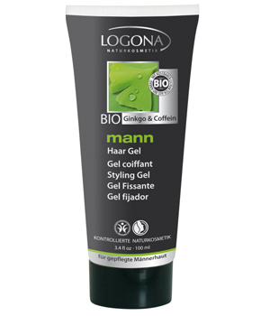 Logona Gel coiffant Logona Mann 100ml