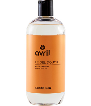 Avril Gel douche Abricot Amande 500 ml