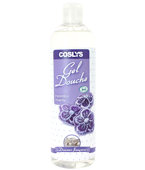 Coslys Gel douche inspiration Violette 500ml