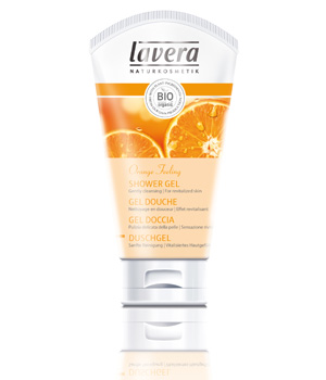 Lavera Gel douche Orange Feeling  Body SPA 150ml