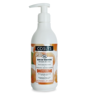 Coslys Gel lavant ultra doux Bain de tendresse 250ml