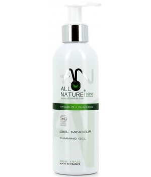 AlloNature Gel minceur triple action 150ml