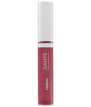 Sante Gloss à Lèvres N°04 Red Pink 8ml