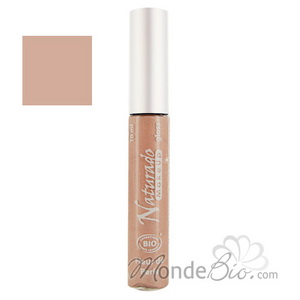 Naturado Gloss Fleur de Perle Rose nacré anti rides 10ml