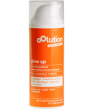 Oolution Glow up Peaux normales à mixtes 30ml