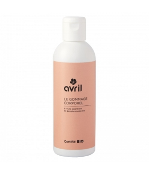 Avril Gommage corporel au Pamplemousse 200ml
