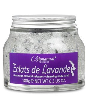 Phyts Relaxing Escapade Lavender body scrub 180g