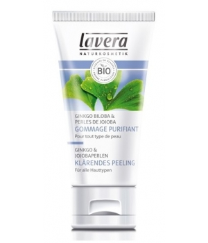 Lavera Gommage purifiant doux visage FACES 50ml