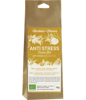 Herbier De France Hamac infusion Anti stress sachet 35g
