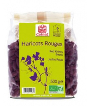 Celnat Haricots rouges 500g
