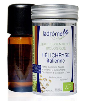 Ladrome Hélichryse immortelle 5ml