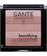 Maquillage bio Sante Highlighter N°1 Nude 7g