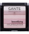 Maquillage bio Sante Highlighter N°2 Rose 7g