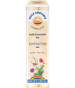 Biofloral Huile d'ambiance Respiration 10ml