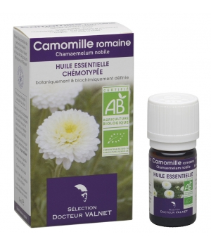 Dr Valnet Huile essentielle Camomille Romaine 5ml