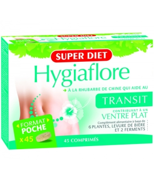 Super Diet Hygiaflore Pocket 45 Comprimés