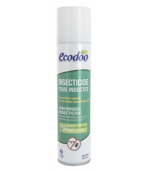 Ecodoo Insecticide tous insectes aux huiles essentielles 300ml