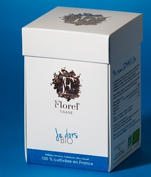 Florel Je dors : Tisane origine France 14 sachets 25g