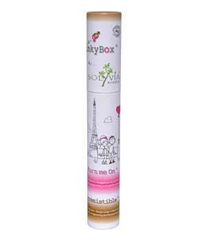 Solyvia Kinky Box roll on pour couple: Irresistible + Turn me on 2 x 4.9ml