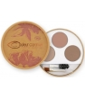 Maquillage bio Couleur Caramel Kit sourcils Blondes 40g