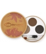 Maquillage bio Couleur Caramel Kit sourcils Brunes 40g