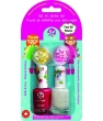 Maquillage bio Suncoatgirl Kit vernis + paillettes Cheer Leader Suncoat Girl