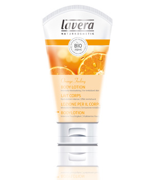 Lavera Lait corporel Orange feeling Body SPA 150ml