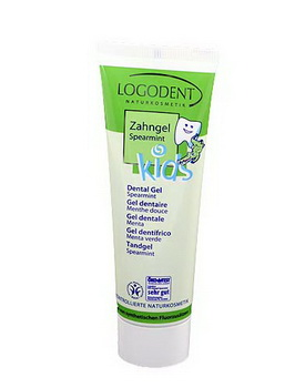 Logona Dentifrice Kids Menthe douce 50ml