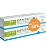 Hygiene naturelle Cattier Lot de 2 Dentargile reminéralisant à la Propolis Protection des gencives 2X100g
