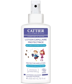 Cattier Lotion Capillaire Protectrice Anti poux 200ml