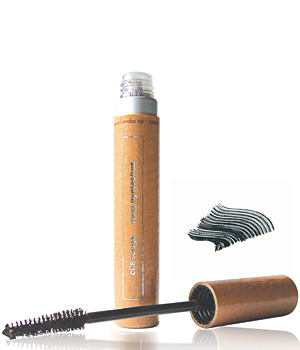 Couleur Caramel Mascara allongeant bio noir 9ml