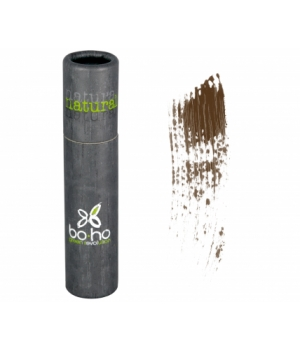Boho Green Mascara naturel Précision marron 02 6ml
