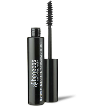 Benecos Mascara maxi volume noir intense deep black 8ml
