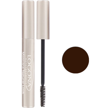 Logona Mascara natural look n°2 Brun 8ml