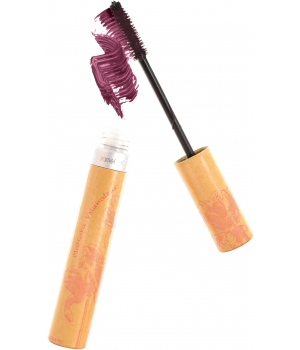 Couleur Caramel Mascara naturel n°72 prune volumateur 9ml