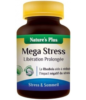 Nature's Plus Mega Stress 30 comprimés