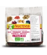 Alimentation, épicerie bio Fructivia  Mélange 5 Fruits et Pollen Goji Cranberries Mulberries Physalis Myrtilles 200g