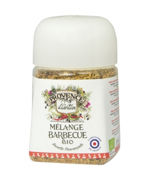 Provence D Antan Mélange Barbecue bio Recharge 50g