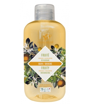 Cosmo Naturel Mignonnette du bain douche Fruité Mandarine Orange 50ml