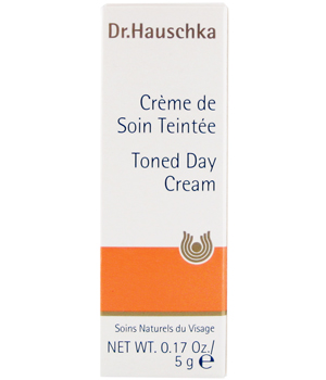 dr hauschka toned day cream 5gr mondebio. Black Bedroom Furniture Sets. Home Design Ideas