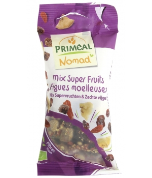 Primeal Mix Super fruits, figues moelleuses 40g
