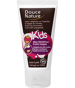 Douce Nature Mon dentifrice Kids fruits rouges 50ml