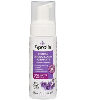 Aprolis Mousse Démaquillante Purifiante 150ml