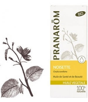 Pranarôm Noisette Bio Flacon 50ml