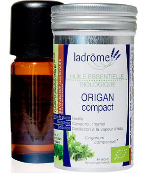 Ladrome Origan compact 10ml
