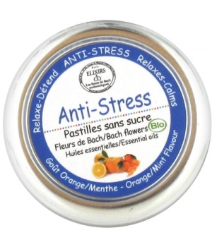 Elixirs And Co Pastilles Anti stress 45g