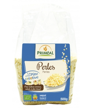 Primeal Perles blanches 500g