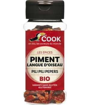 Cook Piment langue d'oiseau 20g