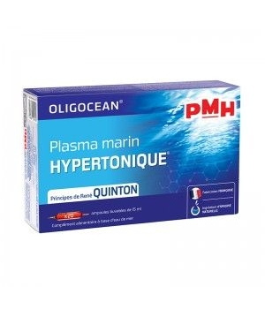 Super Diet PMH (Quinton) 20 ampoules de 15 ml